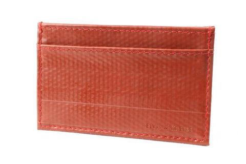 Reclaimed Fire Hose Single Card Holder - BuyMeOnce Direct - BuyMeOnce UK
