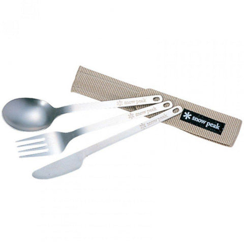 Titanium Silverware Set