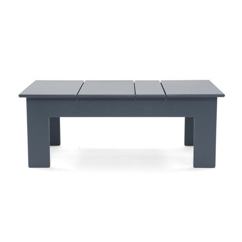 Eco Cocktail Table, Rectangular