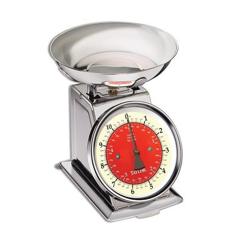 Precision Stainless Steel Kitchen Scale