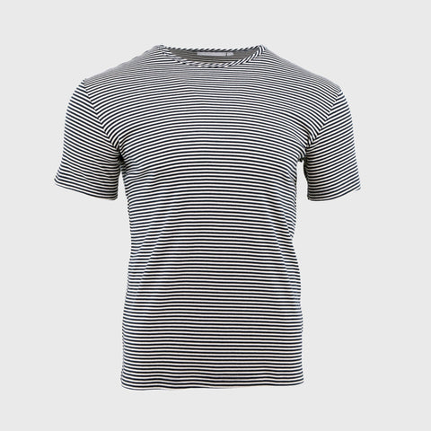 Men's Short Sleeve Striped T-shirt