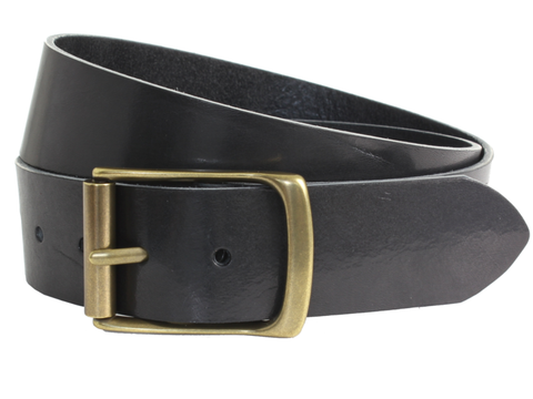 Thistleton Casual Leather Belt