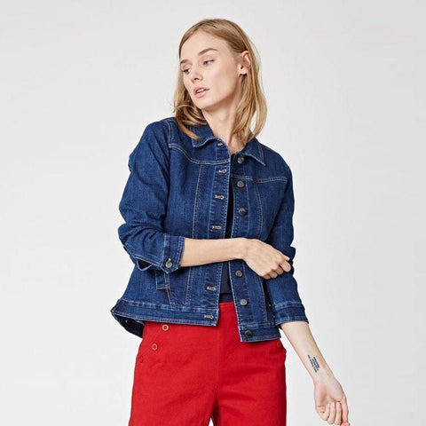 Elaine Denim Jacket