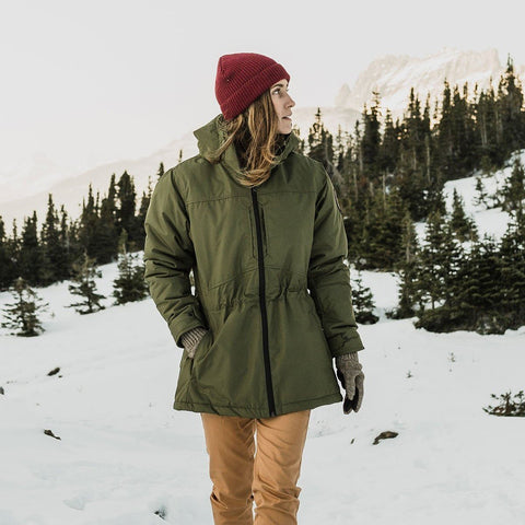 Women's Bison Jacket