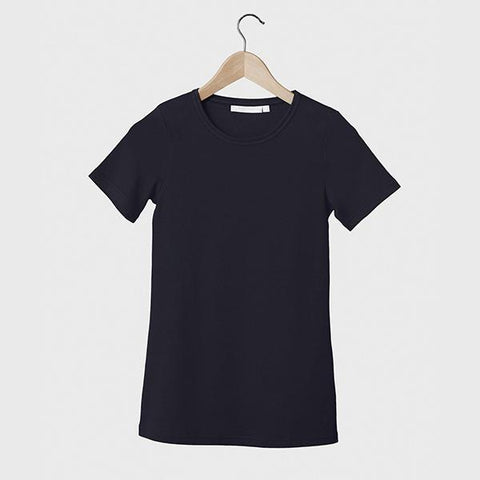 Women's Relaxed Short Sleeve Round Neck T-Shirt