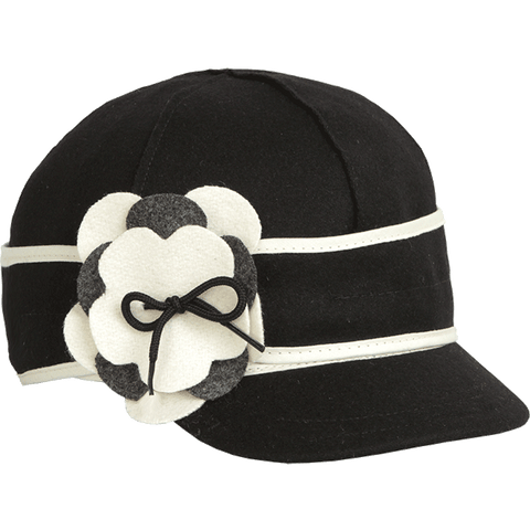 The Petal Pusher Cap