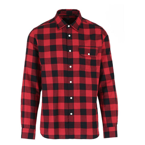Oxbow Bend Plaid Flannel Shirt