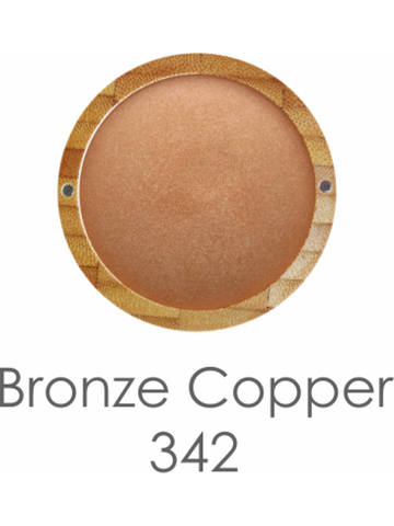 Vegan Refillable Bronzer, Mineral-Cooked