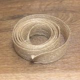 "Burlap Ribbon - 3/4"", 1 yd - Sew Many Prims"