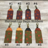 Lip Balm Holder - Fall/Halloween
