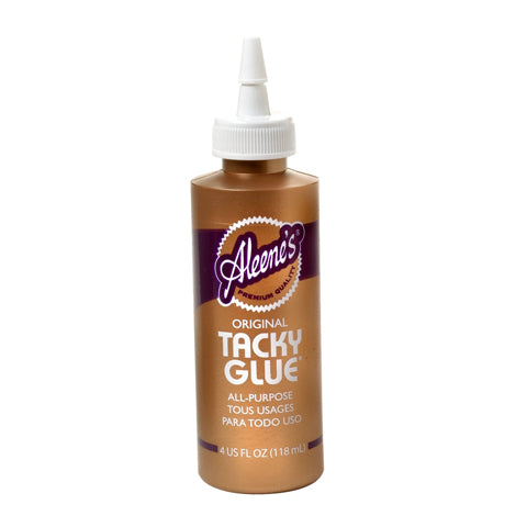 Aleene's Tacky Glue, 4 oz. - Sew Many Prims