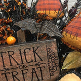 Trick or Treat Halloween Display Piece