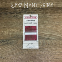 Embroidery Needles - Assorted Sizes (5/10), 16/pk - Sew Many Prims