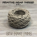 ball of 6ply hemp thread