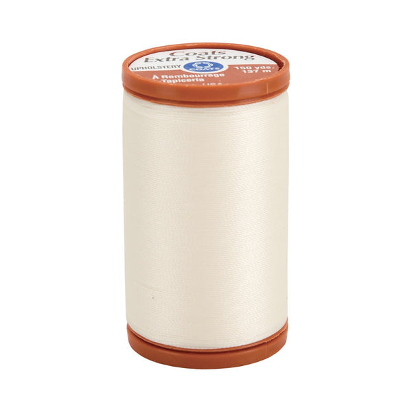 Upholstery Thread - natural, 150 yds - Sew Many Prims