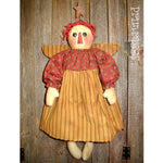 pr-124 My Raggedy Angel Pattern - Sew Many Prims
