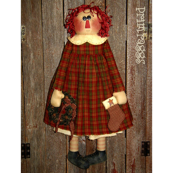 pr-141 Deck The Halls Pattern - Sew Many Prims
