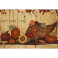 smp-009 Harvest Holdables Pattern - Sew Many Prims