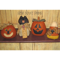 smp-011 Halloween Holdables Pattern - Sew Many Prims