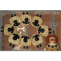 smp-034 Sheep Collar Attachment Pattern - Sew Many Prims