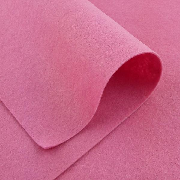 Wool Felt, English Rose - Sew Many Prims