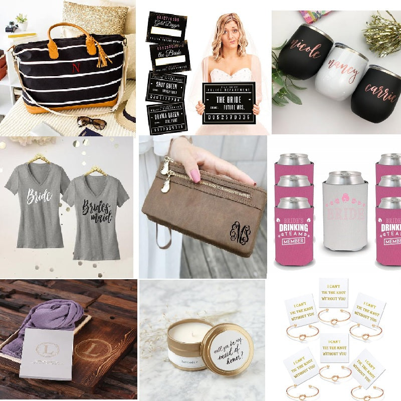 20 Best Bridesmaid Gifts Your Ladies Will Adore Bridesmaid Gifts
