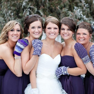 Unforgettable Bridesmaid Gifts For a Winter Wedding