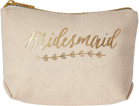 Makeup Bags make great Bridesmaid Gifts