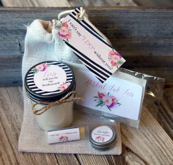47 Bridesmaid Proposal Ideas For An Easy Yes Bridesmaid Gifts Boutique