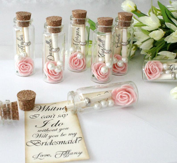 How To Build A Will You Be My Bridesmaid Gift Box Bridesmaid Gifts Boutique
