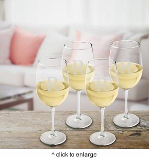 Infinity Wine Glasses