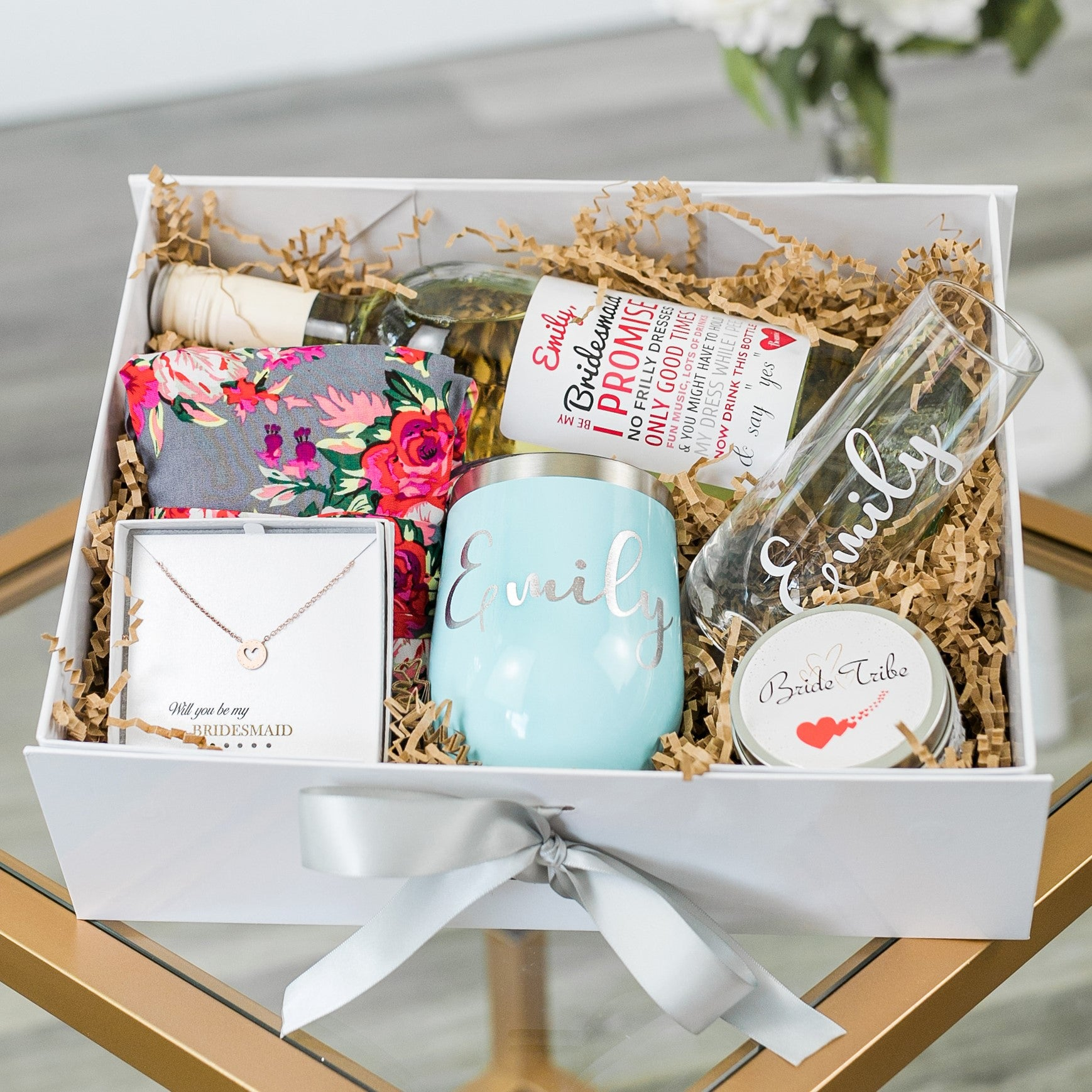 16 Best Bridesmaid Gift Boxes and Sets (Free Personalization Today) -  Bridesmaid Gifts Boutique
