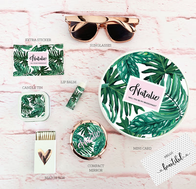 Jungle Palm Gift Set