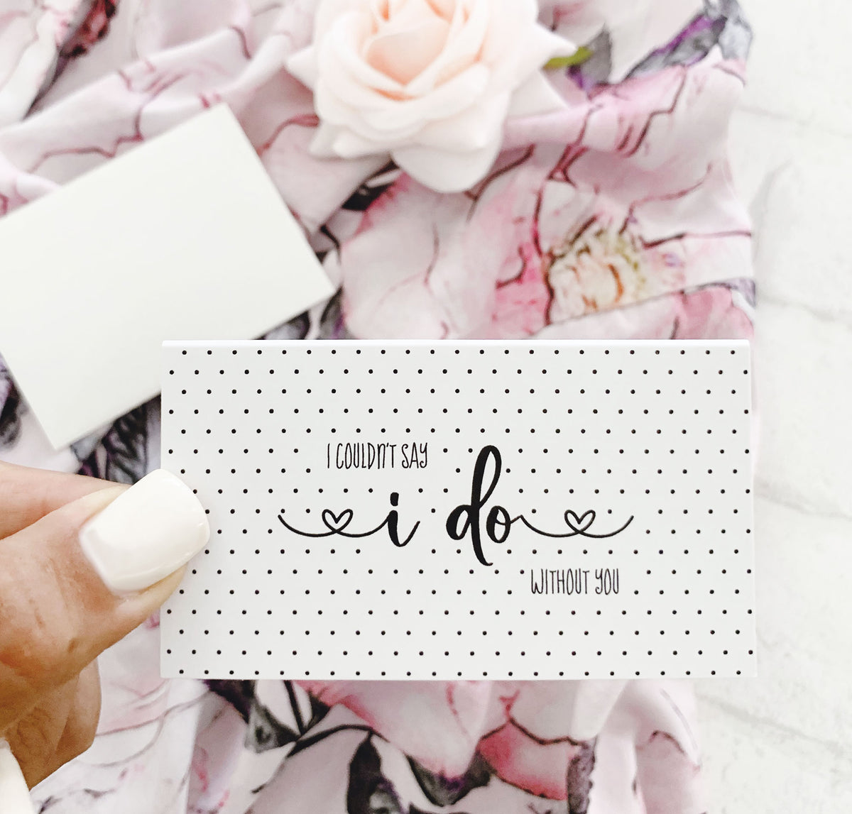 Bridesmaid Proposal Cards (set of 6)