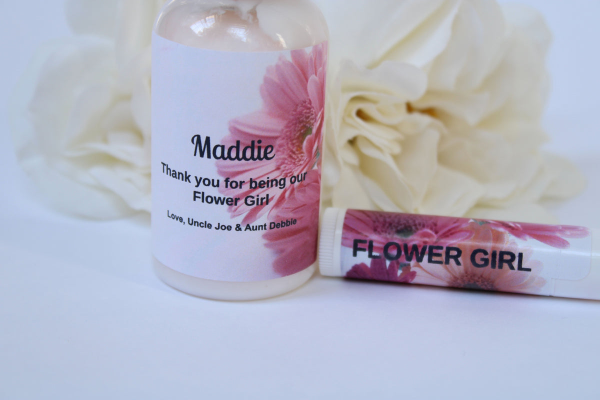 Flower Girl Gift Set
