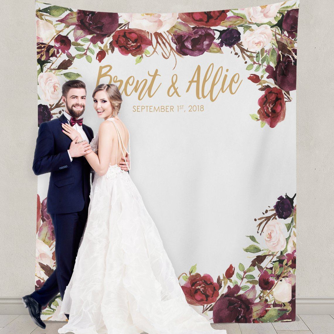 Magical Wedding Backdrop