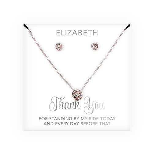 Bridal Jewelry Gift Set