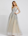 Heather Tulle Ball Gown