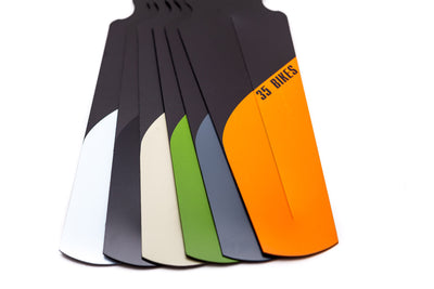 35Bikes Classic Rear Mudguard All Colours - Made In The UK
