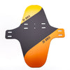 35Bikes XL Classic Front Mudguard Orange - Made In the UK