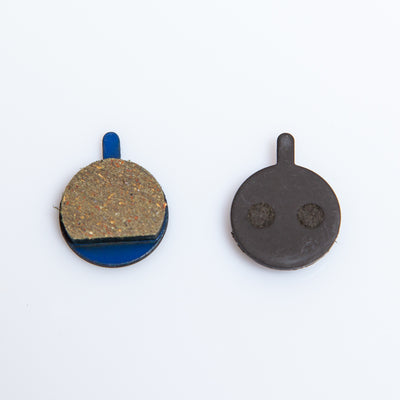 cheap organic brake pads for bikes