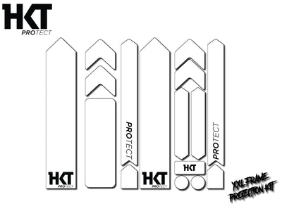 protect your bike with hkt protect, frame protection kit.