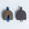 35BIKES RST DA MECHANICAL ORGANIC BRAKE PADS
