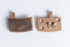 sintered hayes stroker trail brake pads by 35bikes