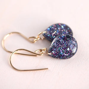 Tiny Galaxies Confetti Glitter Teardrops
