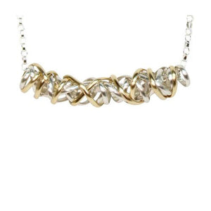 Dianne Rodger Small Mixed Twist Necklace