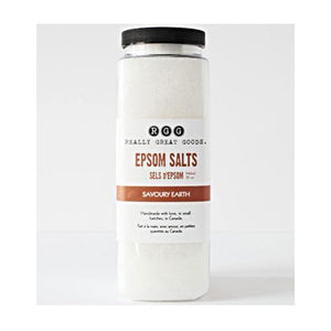 "Really Great Goods ""Savoury Earth"" Epsom Salts"
