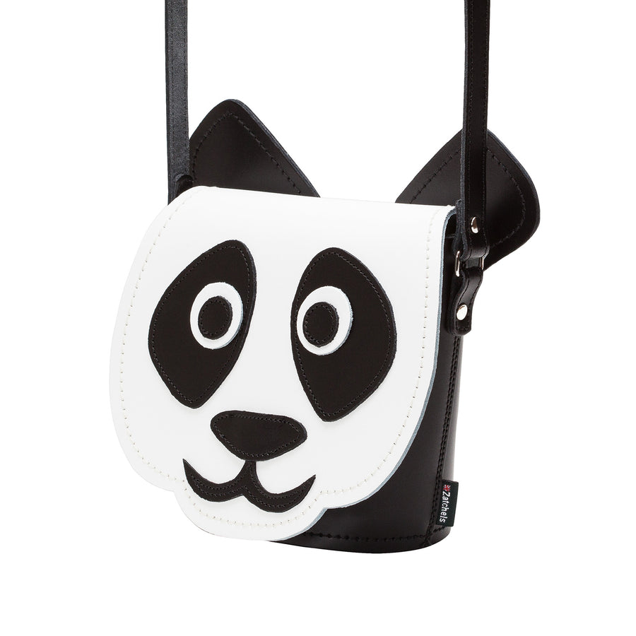 Chi Chi Panda Animal Leather Novelty Bag