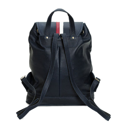 Empire Leather Backpack