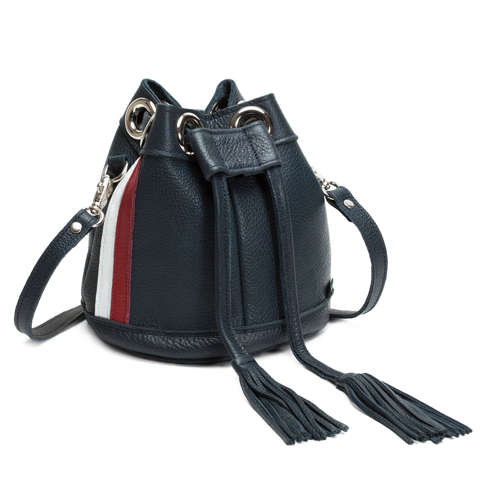 4c91f7c90c Empire Leather Bucket Bag
